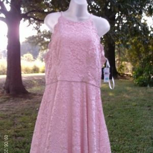 by & by  Lace dress